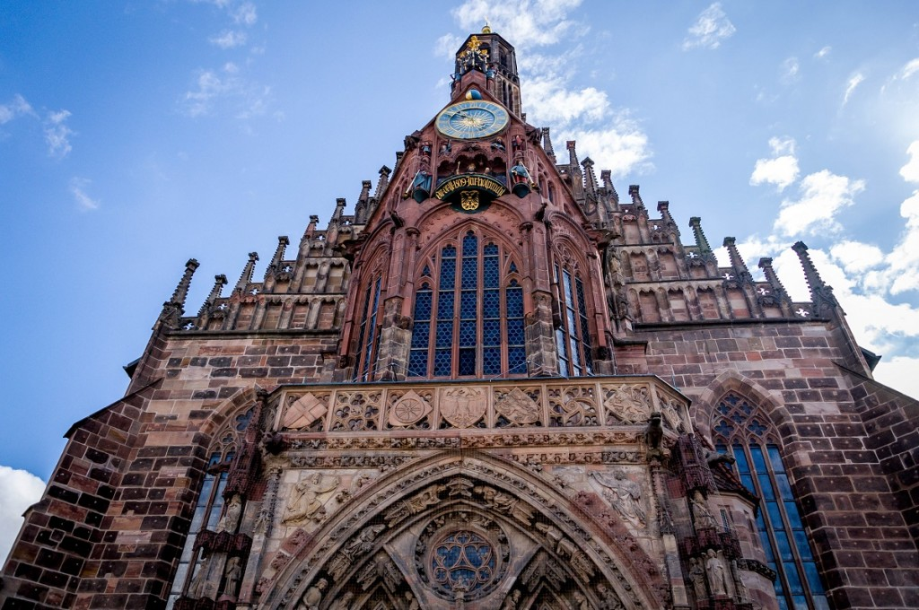 Germany-Nuremberg-Photos-Church-of-Our-Lady-Frauenkirche-1